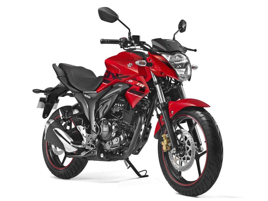 Suzuki Motorcycles India unveiled 2 new offerings, Gixxer