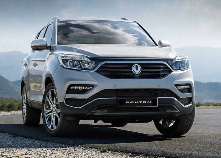 New SsangYong Rexton UNVEILED; Coming to India with a Mahindra Badge
