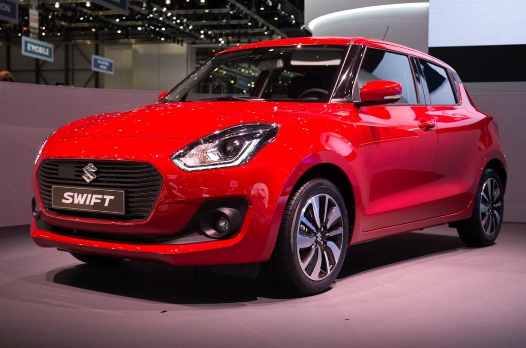Maruti Swift Prices, Features, Specifications, Mileage