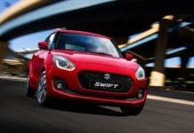 2018 maruti suzuki swift official images front