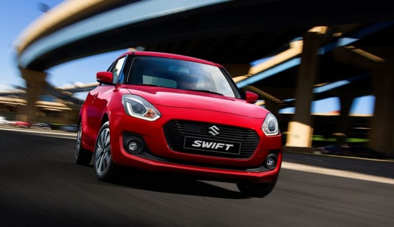 New Maruti Swift 2018 India Debut Next Month!