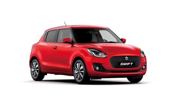 Upcoming Cars in India Under 5 lakhs - Maruti Suzuki Swift
