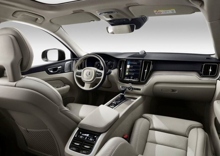 2018 volvo xc60 india official images interior