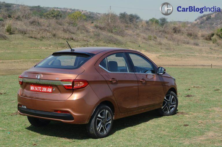 Tata Tigor Test Drive Review – Elan Style!