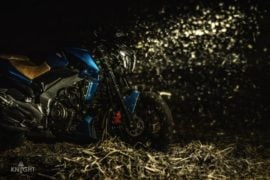 Modified Bajaj Dominar 400 by Knight Auto Customizer Images