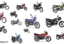 best bikes under 50000, cheapest best mileage bikes in india 2017