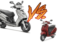 honda activa vs hero maestro edge comparison