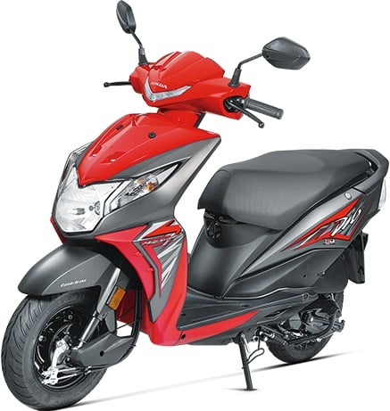 Honda Dio Price Image Colours And Specs
