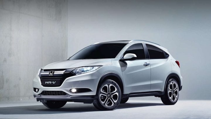 Upcoming SUV cars Under 15 Lakhs - Honda HR-V