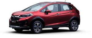 honda wrv colours carnelian red
