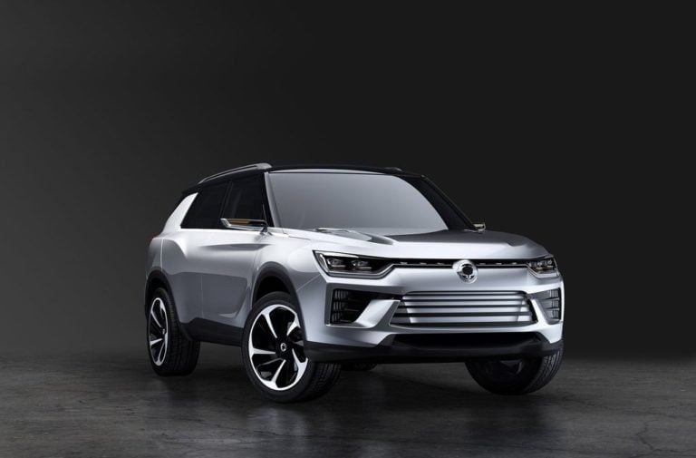 New Mahindra S201 SUV Based on SsangYong Tivoli in the Works