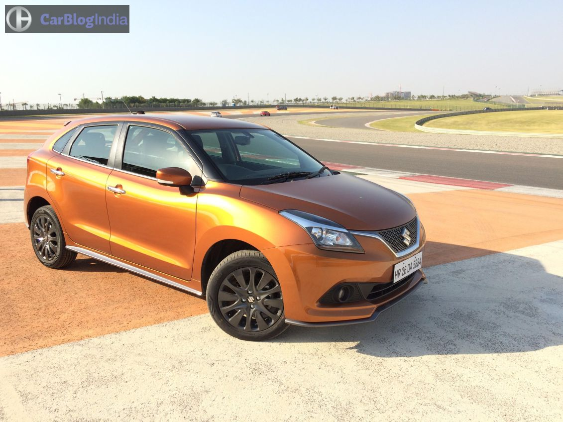 Baleno Car Review In India