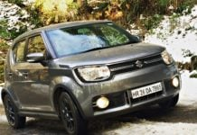 maruti ignis petrol amt images review