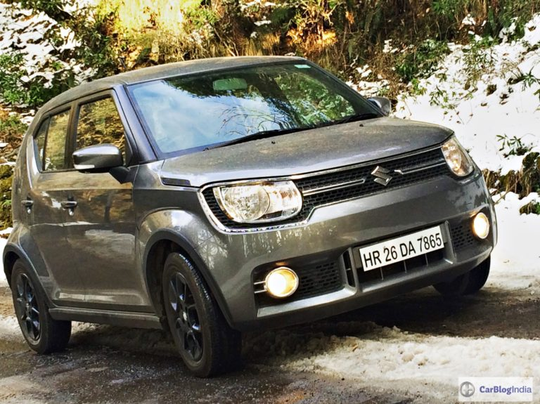 2019 Maruti Ignis Facelift- What should be your expectations?