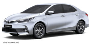 new toyota corolla altis 2017 colours silver mica