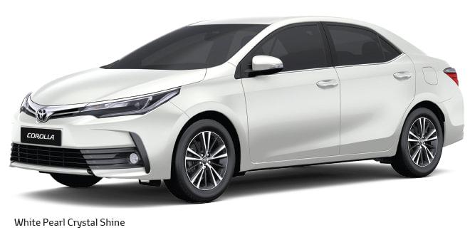 New Toyota Corolla Altis 2017 India Price, Specifcations ...