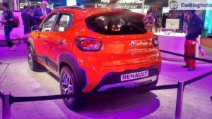 renault kwid climber auto expo