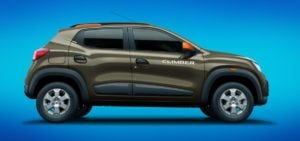 renault kwid climber colours outback bronze