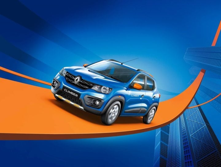 renault kwid climber official images 1