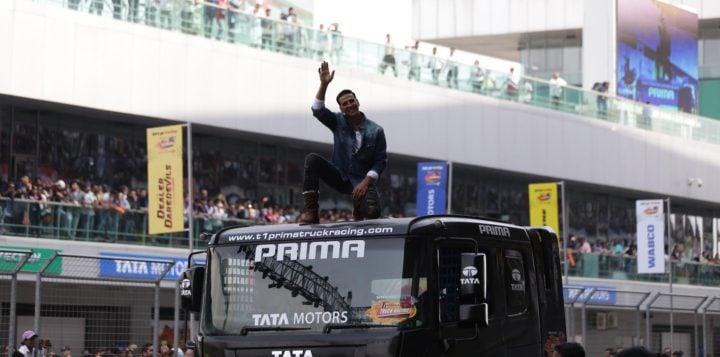 tata prima truck racing season 4 akshay kumar