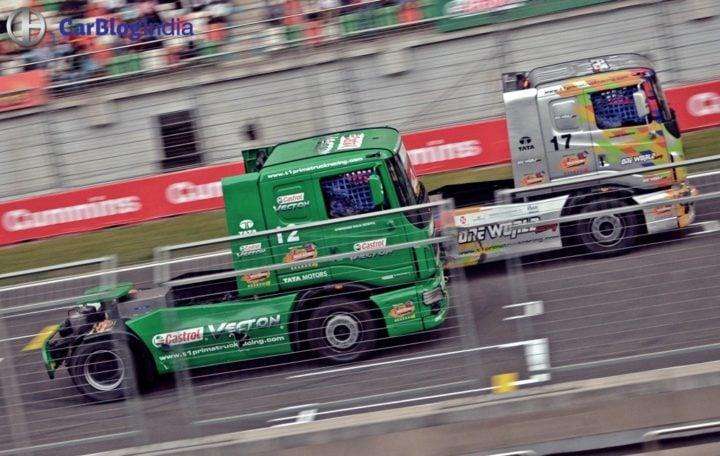 tata prima truck racing season 4 pro class