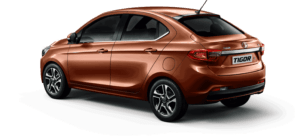tata tigor colours copper dazzle
