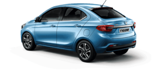 tata tigor colours striker blue