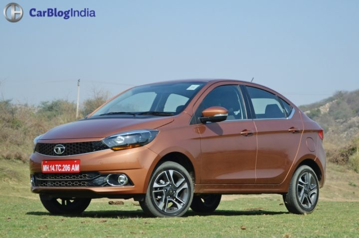 best cars under 5 lakhs - tata tigor launch price