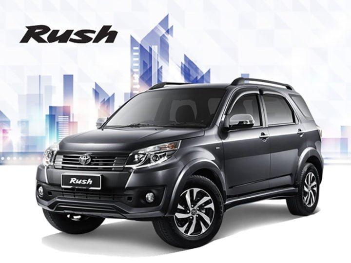 Toyota Cars At Auto Expo 2018 - Toyota Rush