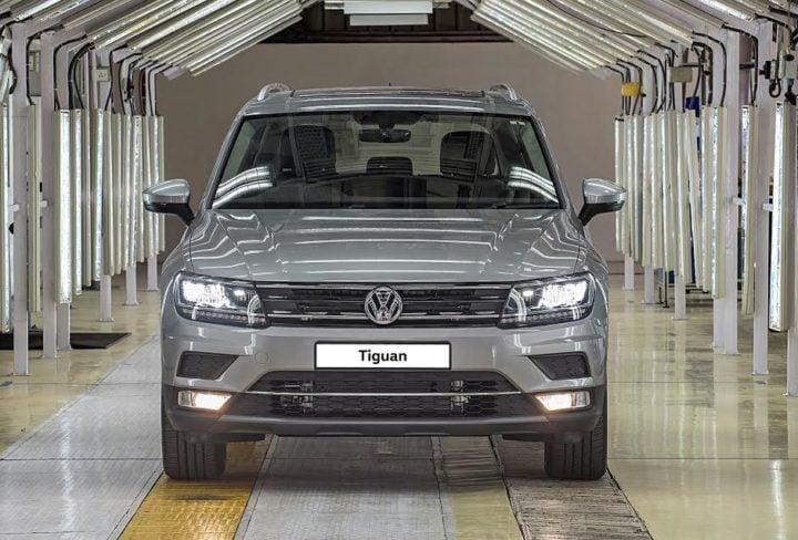 upcoming suvs in india 2017 volkswagen tiguan india launch
