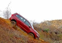 weekend getaways with suvs ford endeavour