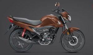 2017 Honda Livo BSIV images brown