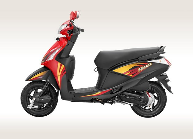 2017 Hero Pleasure Price Mileage Specifications