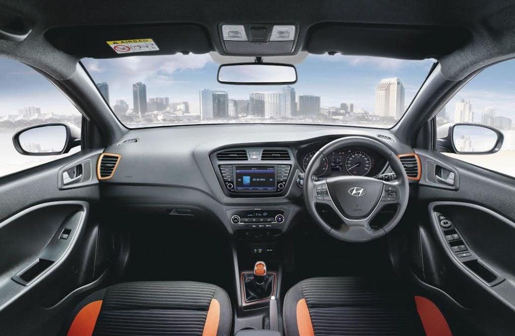 2017 Hyundai Elite I20 Images Interior Carblogindia