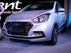 new look 2017 hyundai xcent facelift images