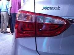 new look 2017 hyundai xcent facelift images rear taillight