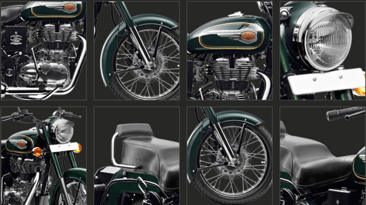 2017 royal enfield bullet 500 features