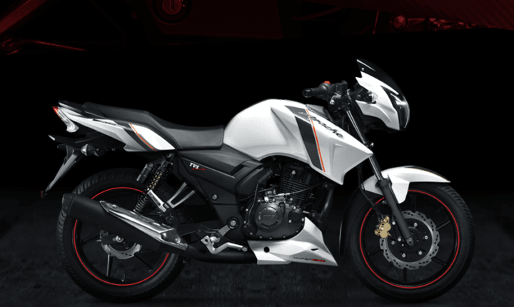 2017 tvs apache rtr 160 images