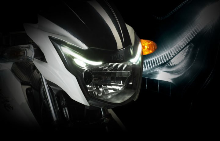 Upcoming New TVS Bikes - TVS Apache RTR 180