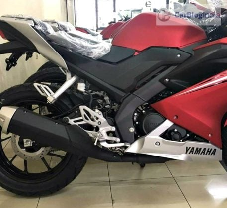 New 2017 Yamaha R15 V3.0
