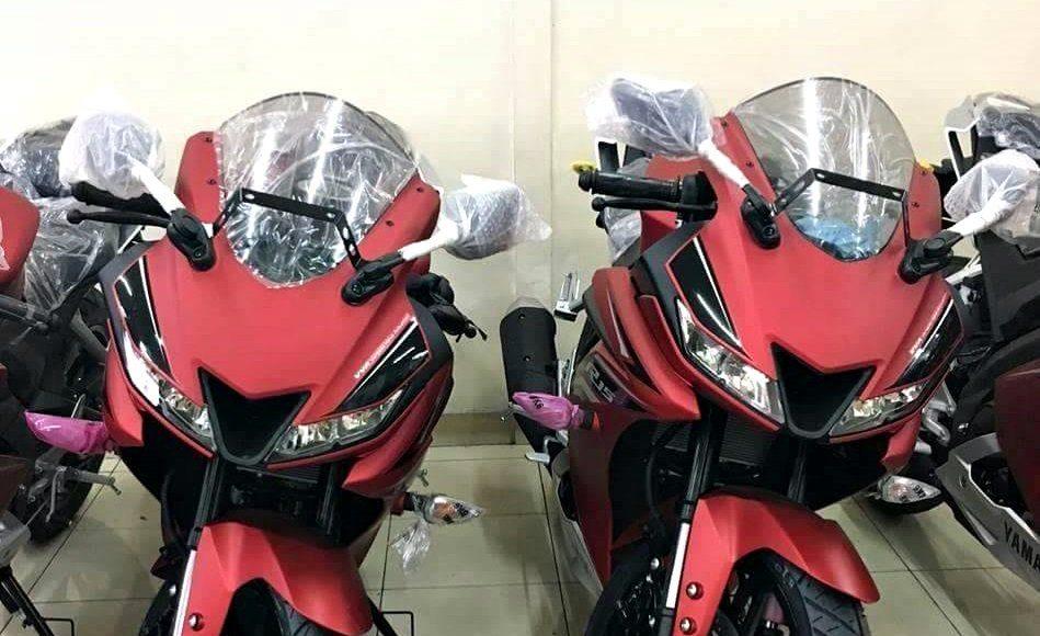 New 2017 Yamaha R15 V3.0