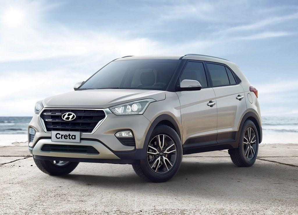 hyundai creta facelift launch  india price specifications images