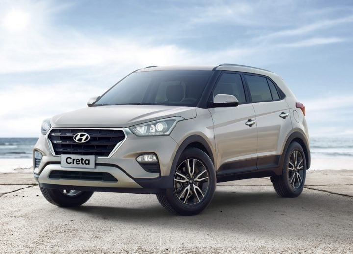 Upcoming Cars Under 15 Lakhs - Hyundai Creta