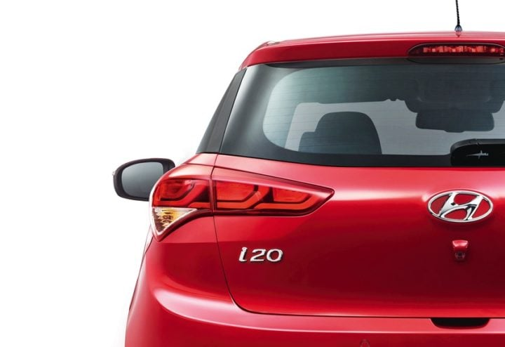 hyundai cars at auto expo 2018 hyundai i20 facelift