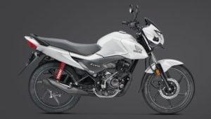 2017 Honda Livo BSIV images white