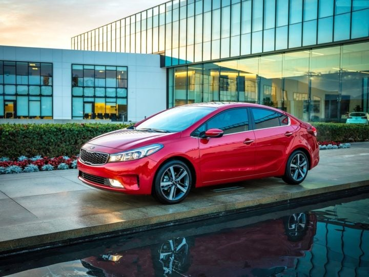 Kia Forte India Launch Images