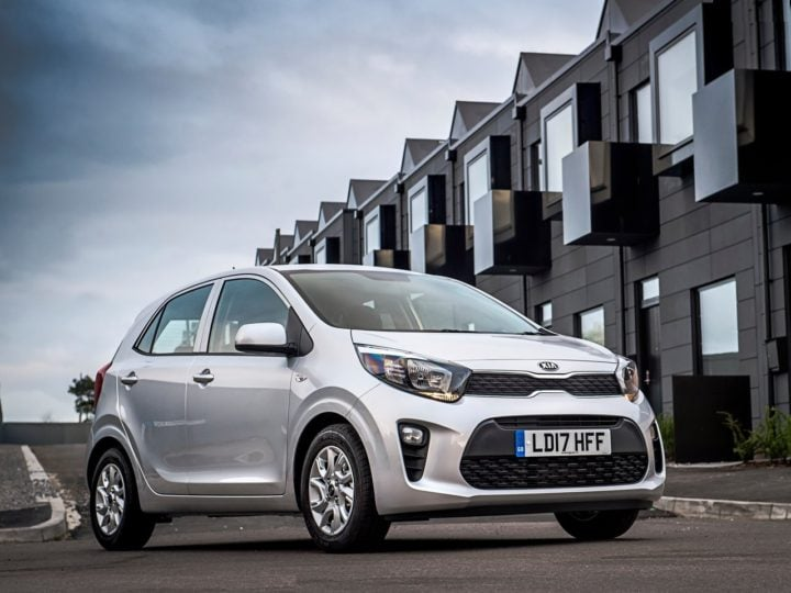 Upcoming Cars under 10 Lakhs - Kia Picanto
