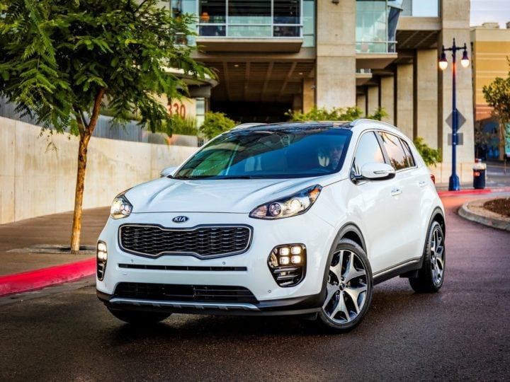 Kia Sportage India Launch Images