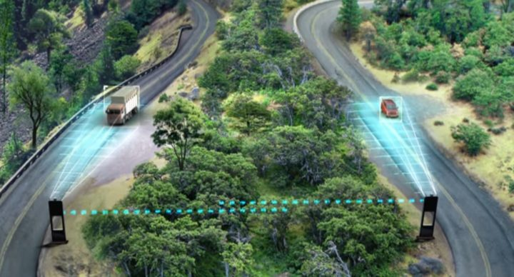 innovative intelligent road system
