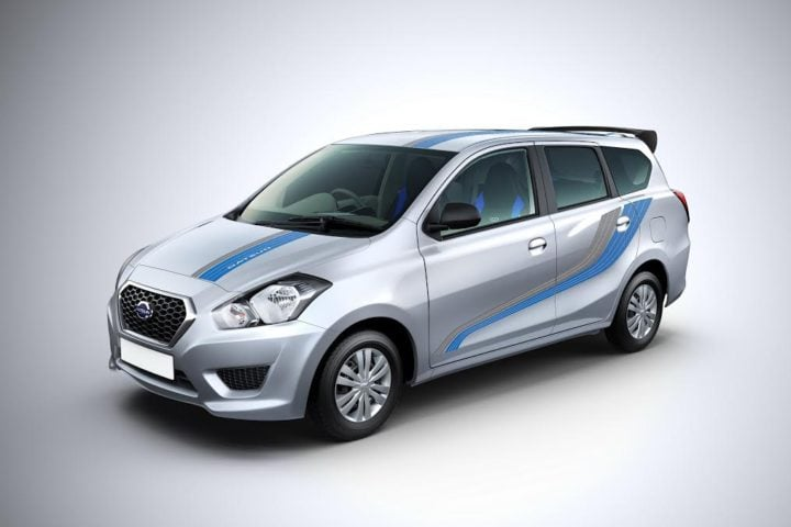 datsun go plus special anniversary edition images